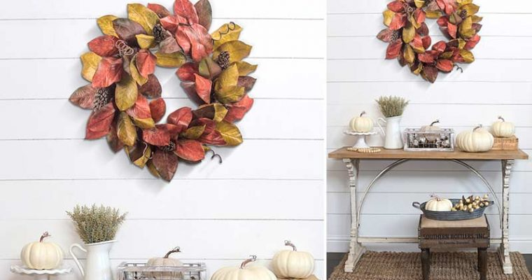Home Decor For Fall: Simple Steps & Pumpkin Bread