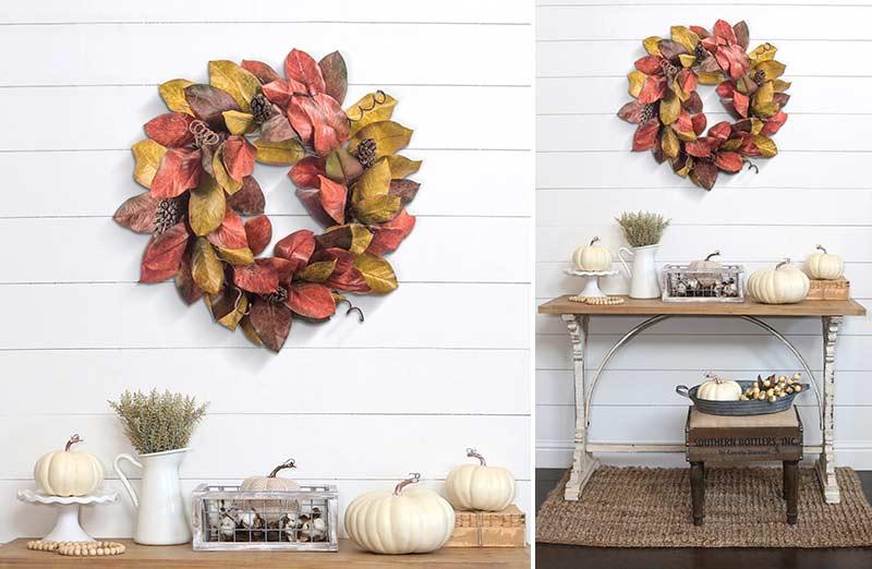 Home Decor For Fall: Simple Steps & Pumpkin Bread