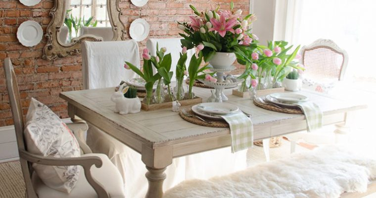 A Home that Sparks Joy for Spring!