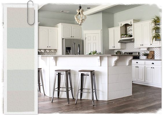The Most Popular Farmhouse Paint Colors of 2019