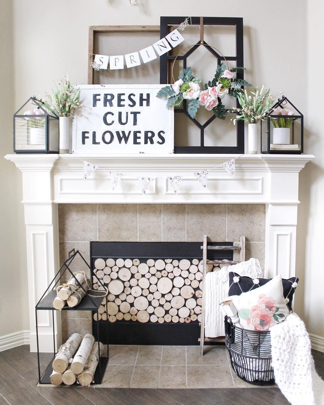 Styling your Mantel for Every Season