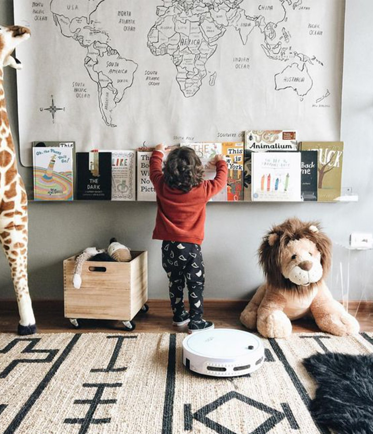 Porter Dining Room Set, 9 Boys Bedroom Ideas That Will Make You The Cool Mom Decor Steals Blog