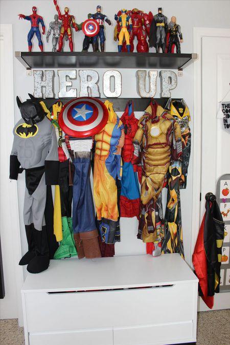 Hero Costume Corner