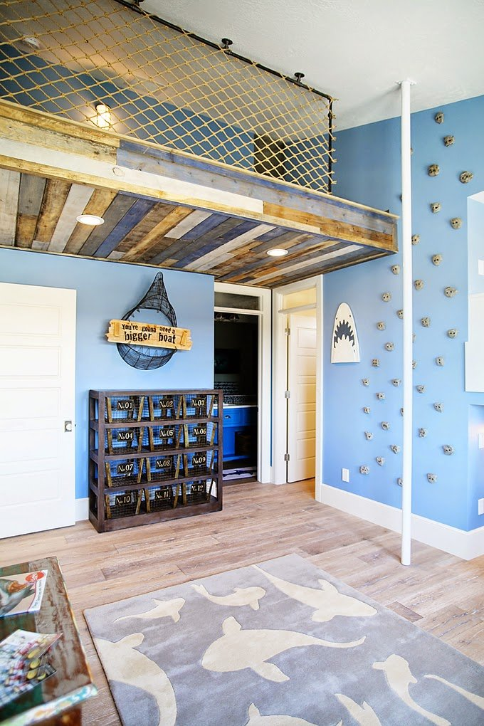 """9 Boys Bedroom Ideas That Will Make You The """"Cool"""" Mom ..."""