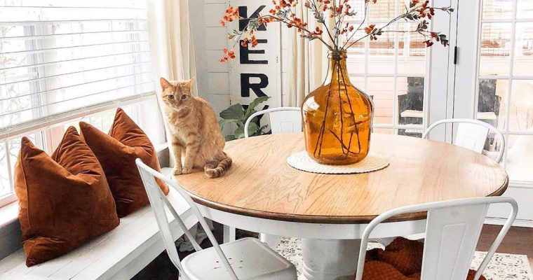 7 Breakfast Nook Ideas that Don't Break the Bank