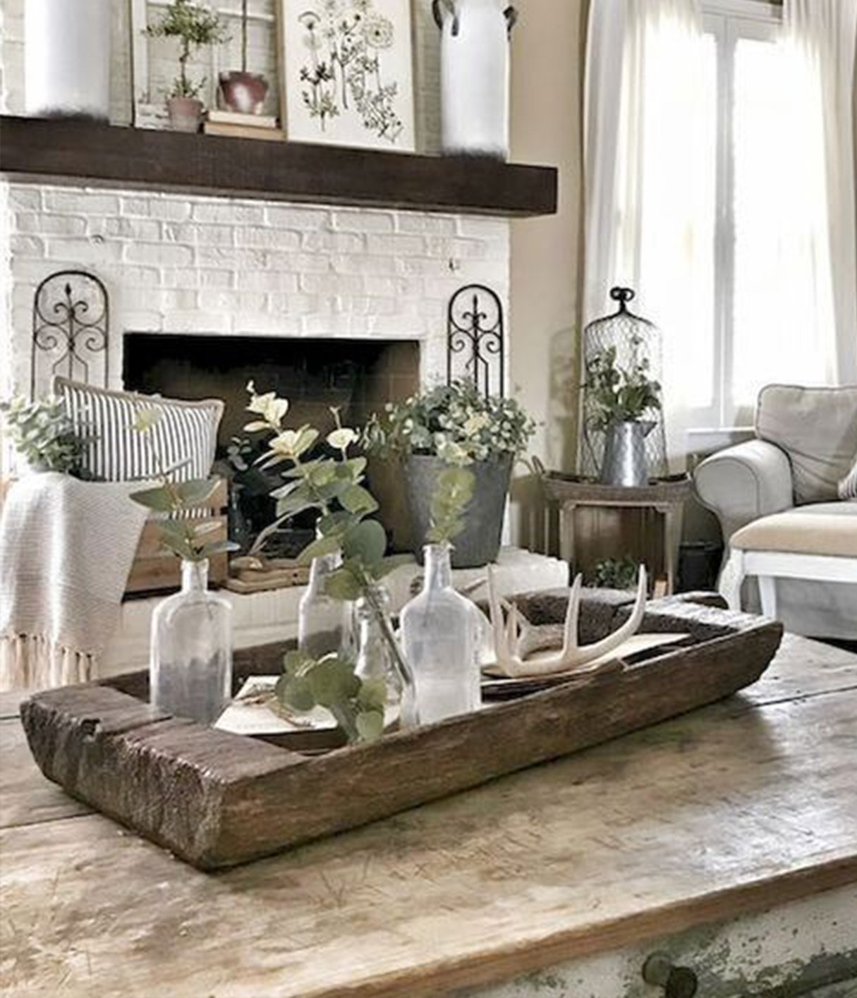 Coffee Table Decor Ideas Under $100