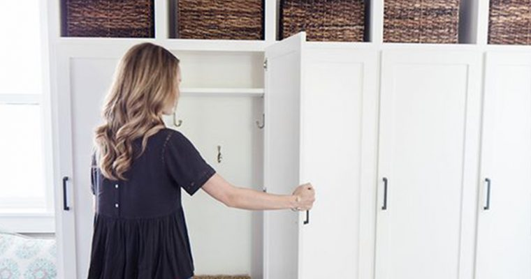 5 Ways To Increase Your Mudroom Storage While Keeping It Homey