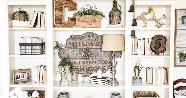 How To Create A Beautiful Living Space Using Vintage Décor