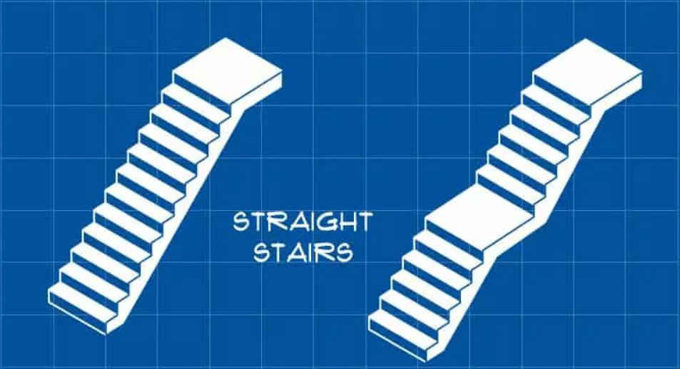 straight-stair-design