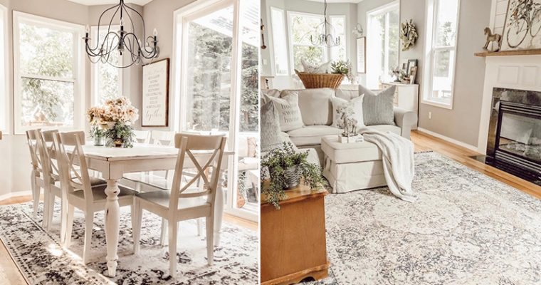 Farmhouse Rug Ideas