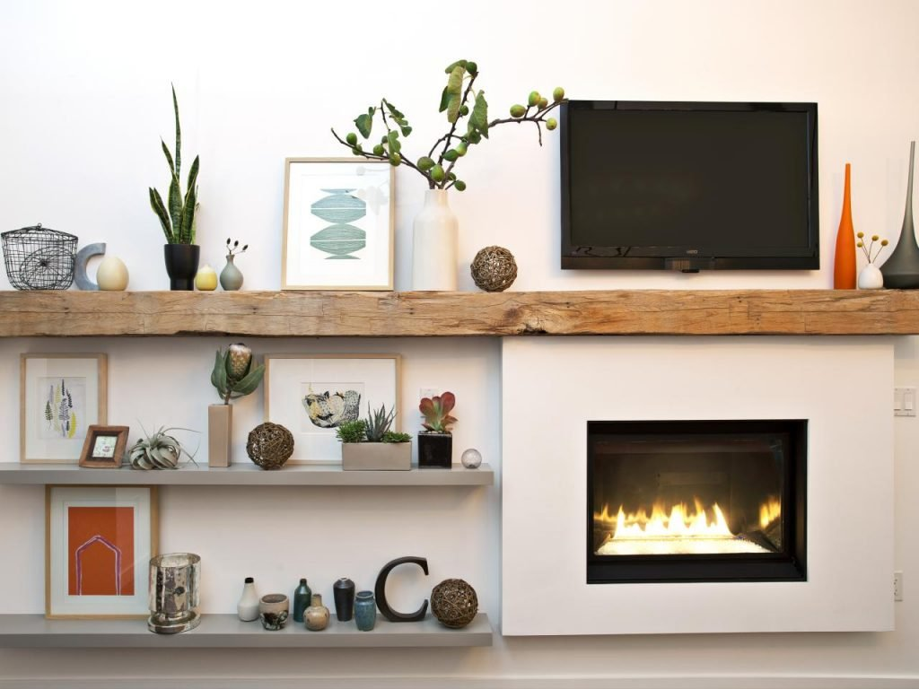 asymmetrical-fireplace-shelf