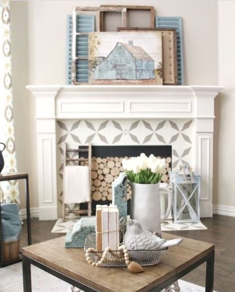 fresh-tile-fireplace-decor